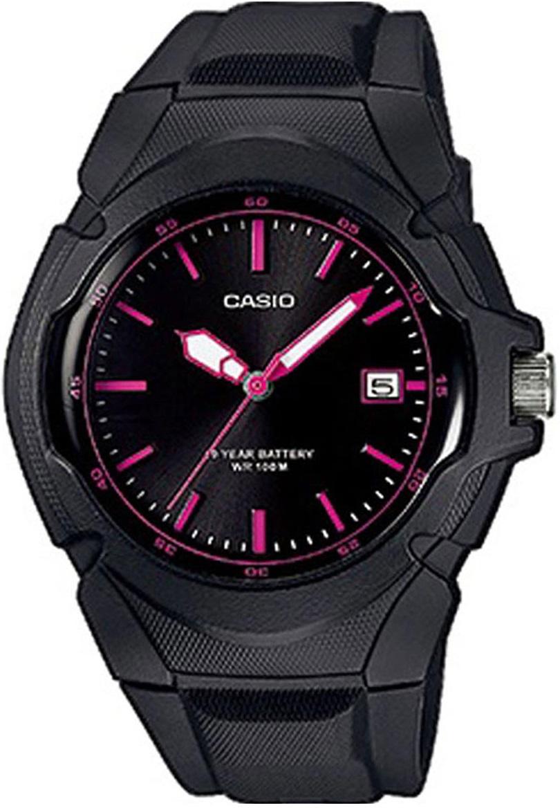 Женские часы Casio Ladies LX-500H-4E2VEF