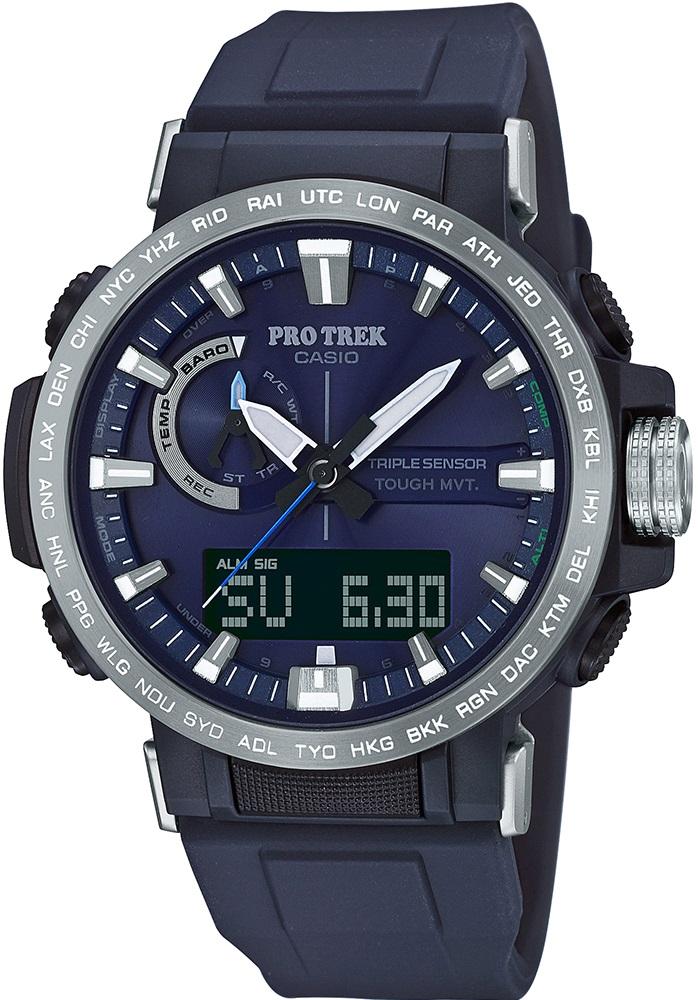 Мужские часы Casio Pro-trek PRW-60-2AER