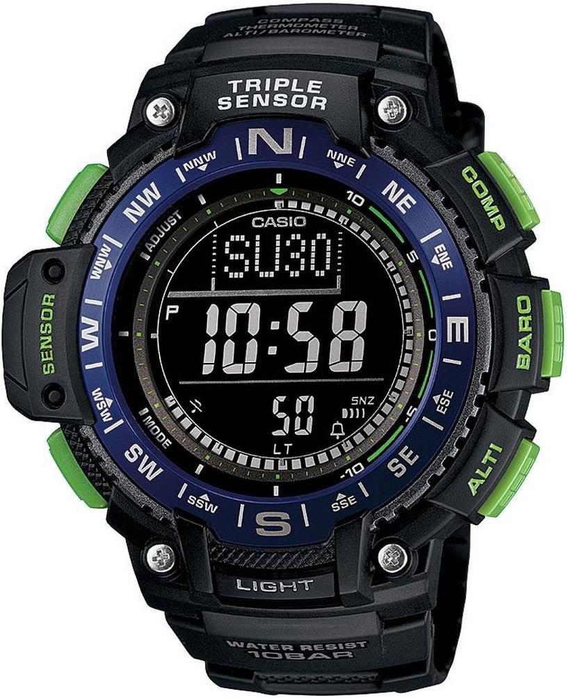 Оригинальные часы Casio Pro-trek SGW-1000-2BER
