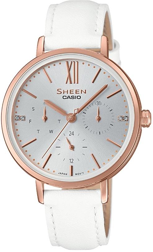 Женские часы Casio Sheen SHE-3064PGL-7AUER