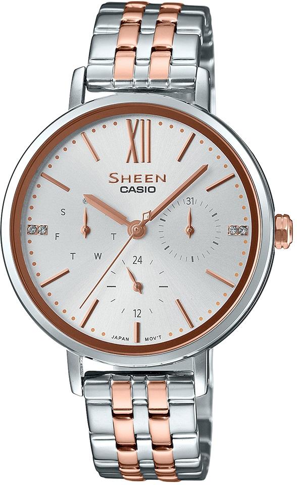 Женские часы Casio Sheen SHE-3064SPG-7AUER