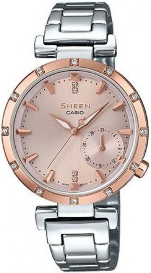 Женские часы Casio Sheen SHE-4051SG-4AUER