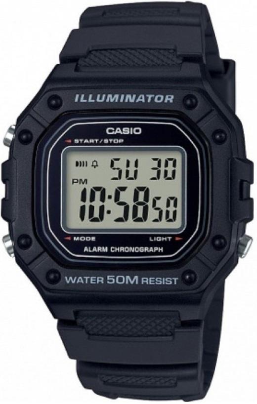 Мужские часы Casio Standard W-218H-1AVEF