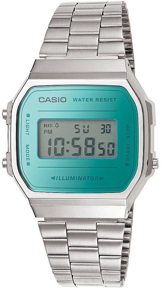 Мужские часы Casio Standard A168WEM-2EF