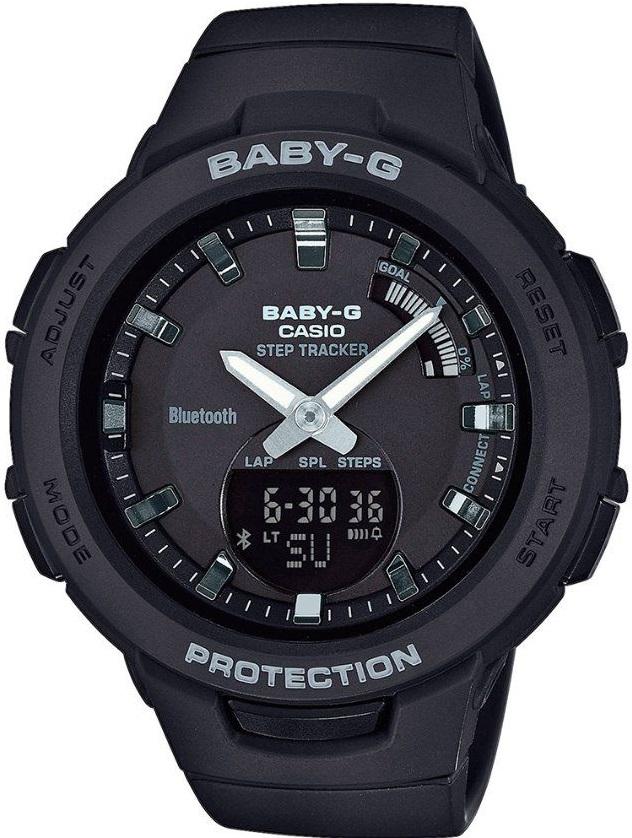 Женские часы Casio Baby-G BSA-B100-1AER