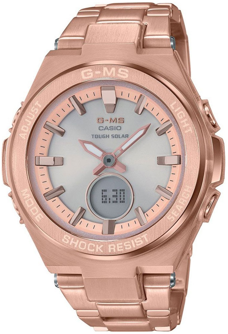 Часы Casio Baby-G MSG-S200DG-4AER