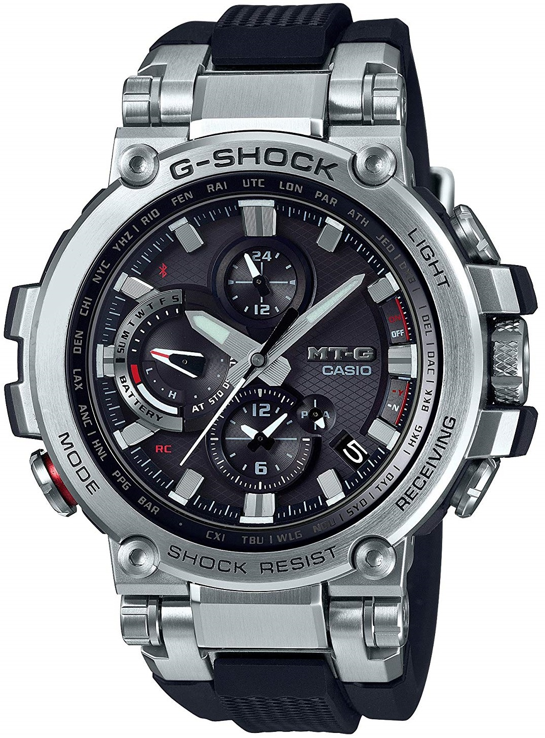 Мужские часы Casio G-Shock MTG-S1000V-1AER
