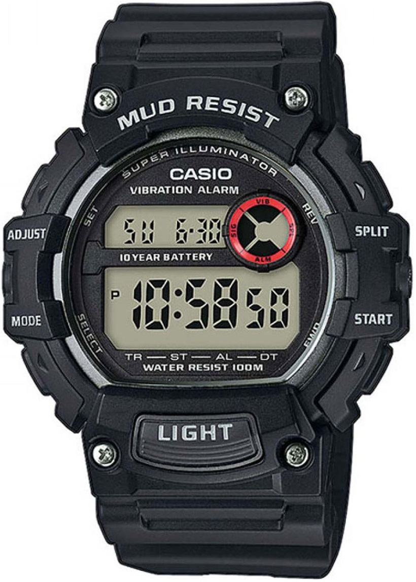 Мужские часы Casio Standard TRT-110H-1AVEF