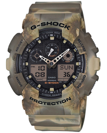 Мужские часы Casio G-Shock GA-100MM-5AER