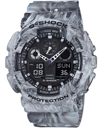 Мужские часы Casio G-Shock GA-100MM-8AER