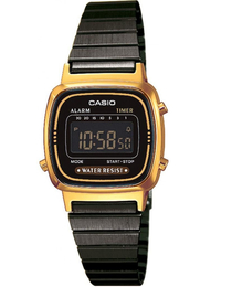 Женские часы Casio Ladies LA670WEGB-1BEF