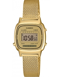 Женские часы Casio Ladies LA670WEMY-9EF