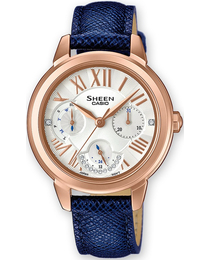Женские часы Casio Sheen SHE-3059PGL-7BUER