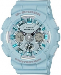Женские часы Casio G-Shock GMA-S120DP-2AER