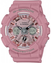 Женские часы Casio G-Shock GMA-S120DP-4AER