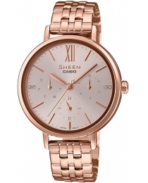 Женские часы Casio Sheen SHE-3064PG-4AUER